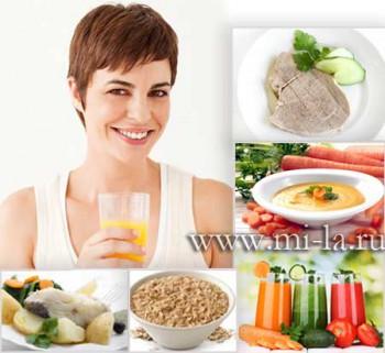 питание при язве желудка
